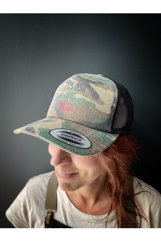 CAMO CAP - JOOK