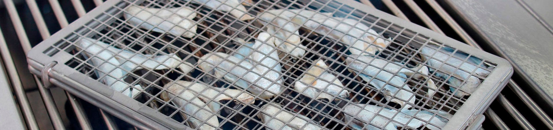 Parillas y sartenes para la brasa - Kokotxeras- Parilla besuguera